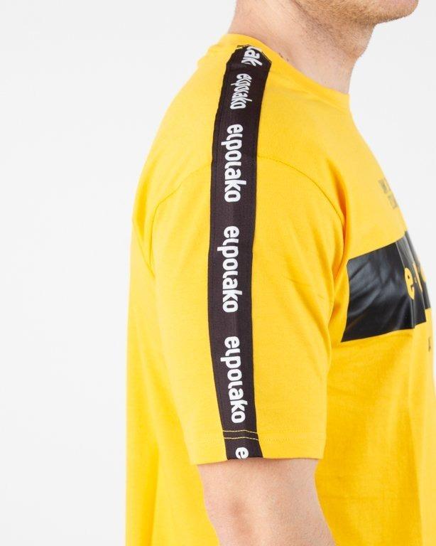 Koszulka El Polako Ep Belt Yellow
