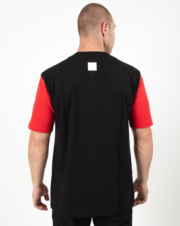 Koszulka El Polako Half Classic Black-Red
