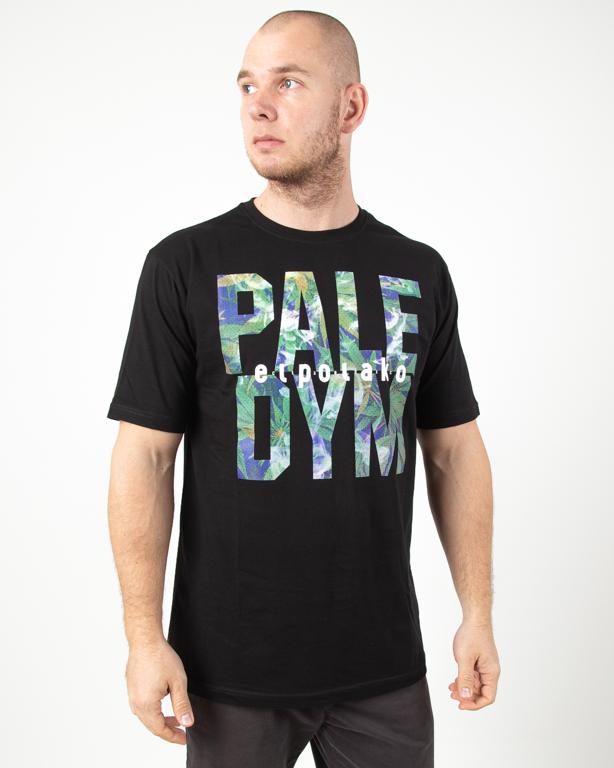 Koszulka El Polako Pale Dym Black