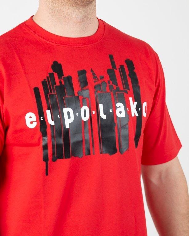 Koszulka El Polako Town Red