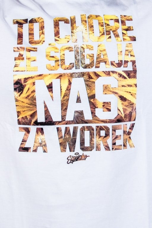 Koszulka El Polako Worek White