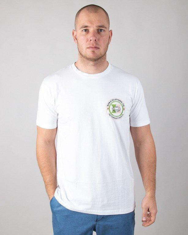 Koszulka Koka District White