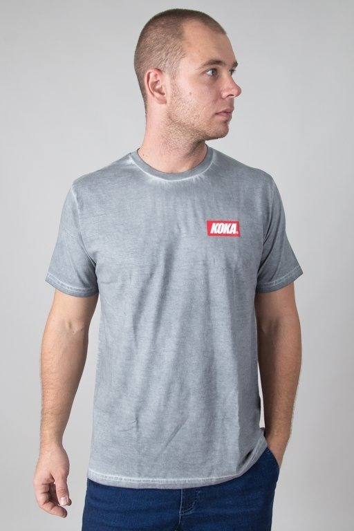 Koszulka Koka Mini Boxlogo Prew Dark Grey