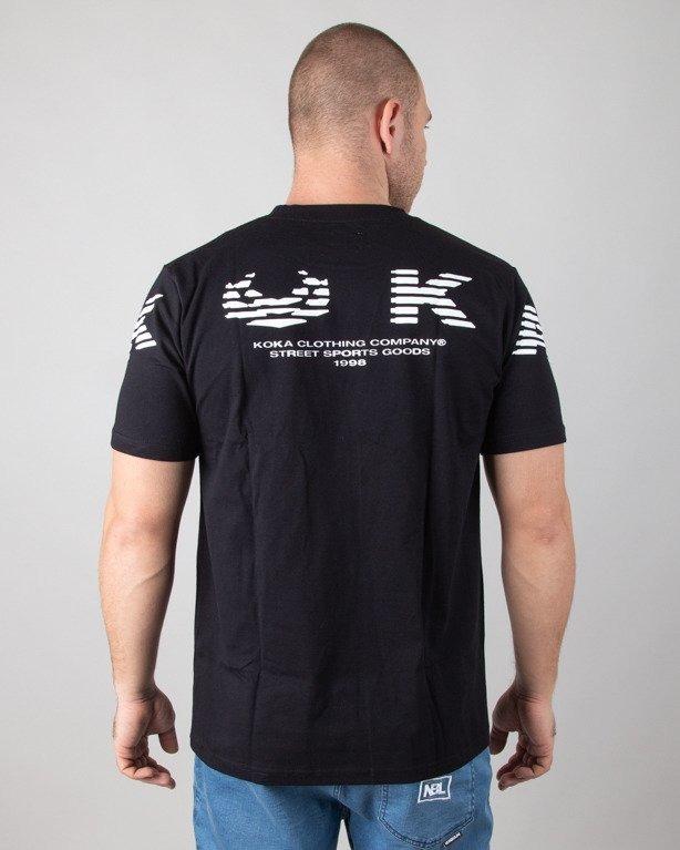 Koszulka Koka Power Black