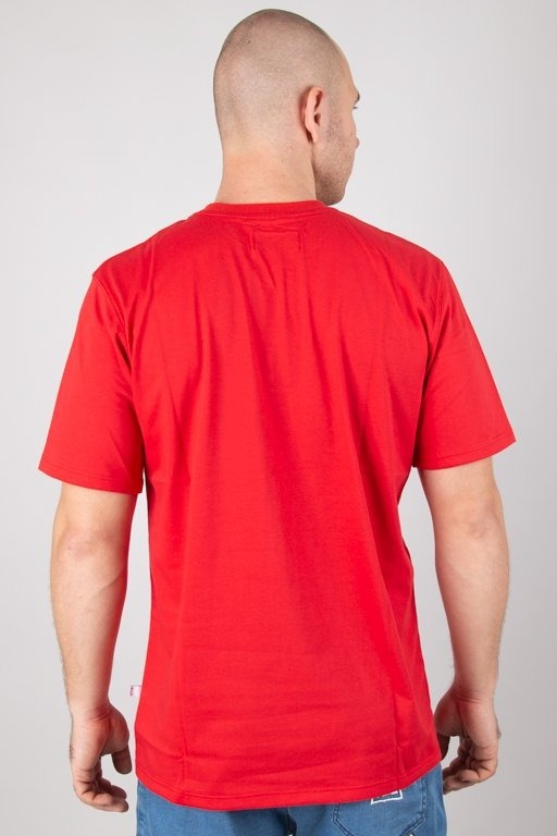 Koszulka Lucky Dice Logo Red