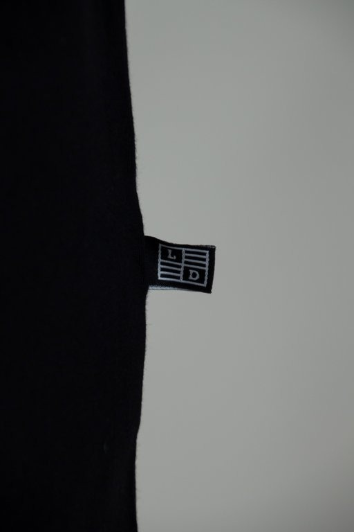 Koszulka Lucky Dice Nine Letters Black-Orange