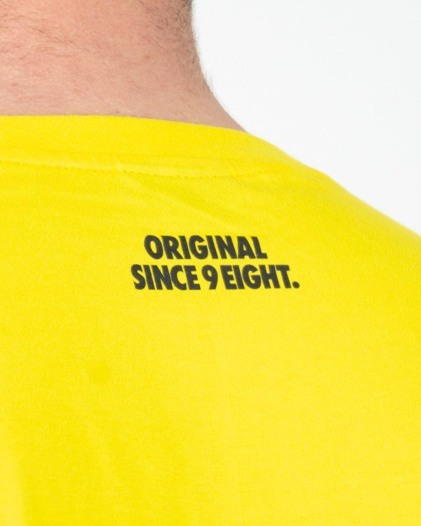 Koszulka Mass Base Yellow