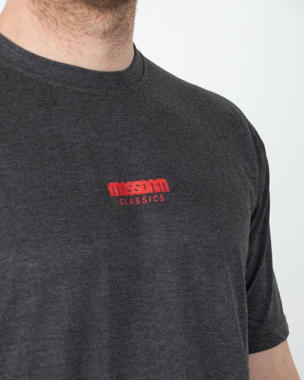Koszulka Mass Blockbuster Grey