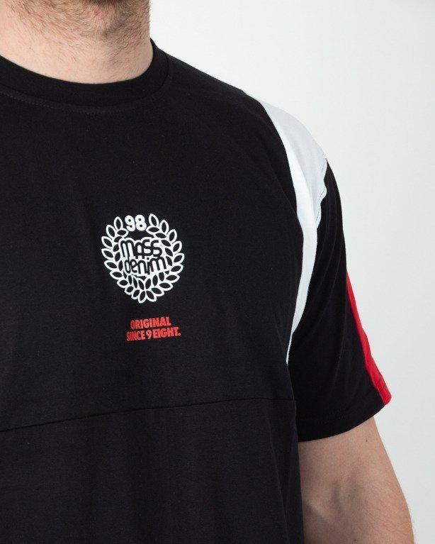 Koszulka Mass Kyoto Black