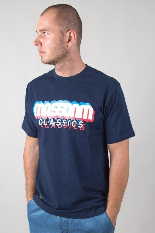 Koszulka Mass Sacrfice Navy