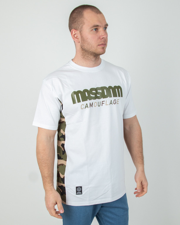 Koszulka Mass Shelter White
