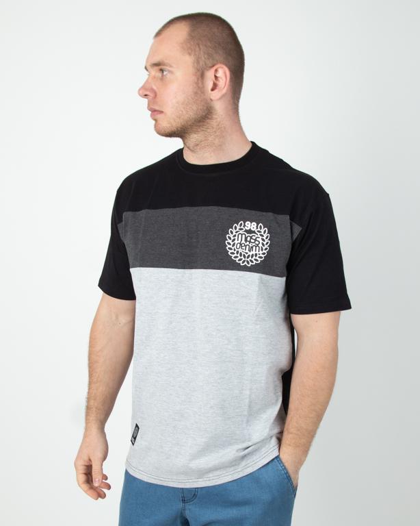 Koszulka Mass T3 Grey