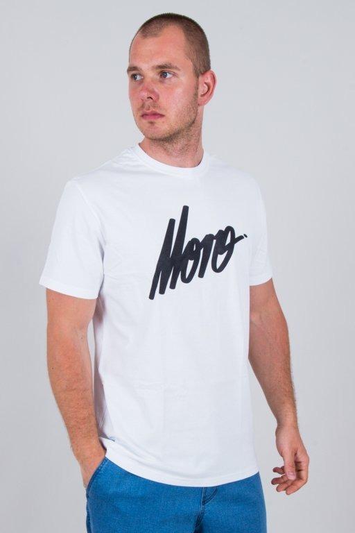 Koszulka Moro Slant Tag18 White