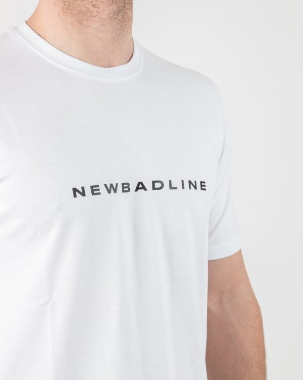 Koszulka New Bad Line Circle White