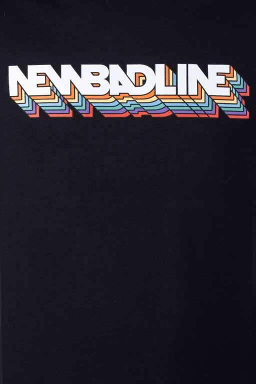 Koszulka New Bad Line Colors Black