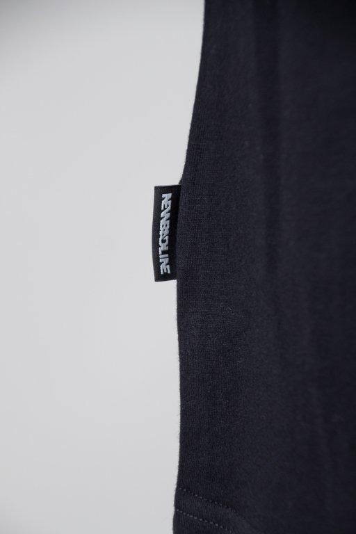 Koszulka New Bad Line Cut Icon Black