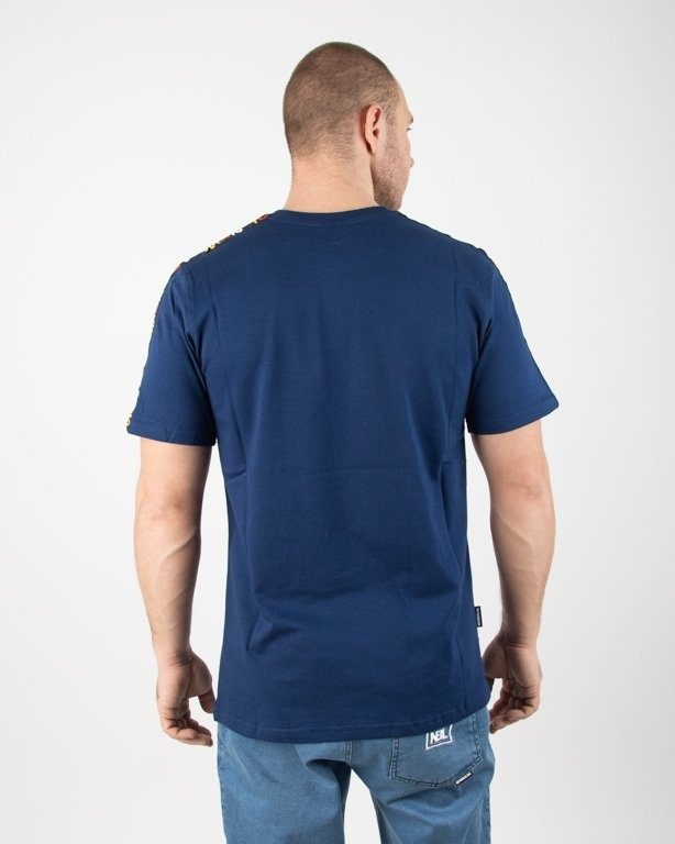 Koszulka New Bad Line Tape Navy