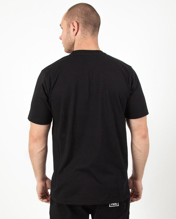 Koszulka Patriotic Cls Fonts Pion Black