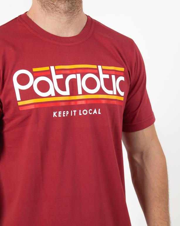 Koszulka Patriotic Patriotic Brick