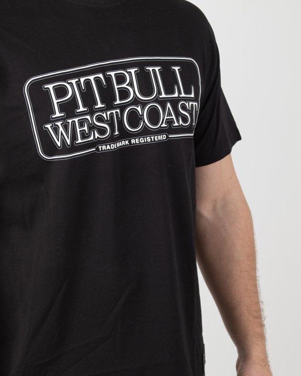 Koszulka Pitbull Frame Black