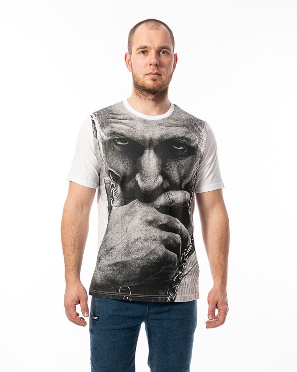 Koszulka Proceder Efekt Porozumienia Biała