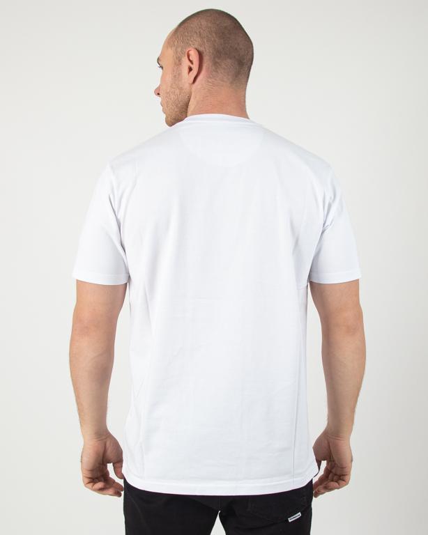 Koszulka Prosto Horiz White