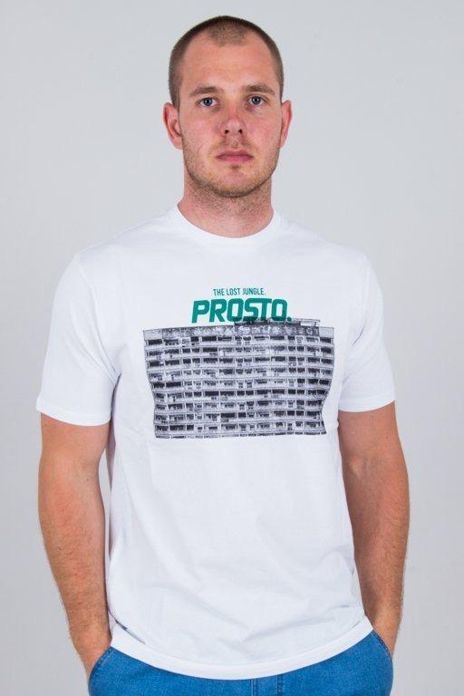 Koszulka Prosto Lost White