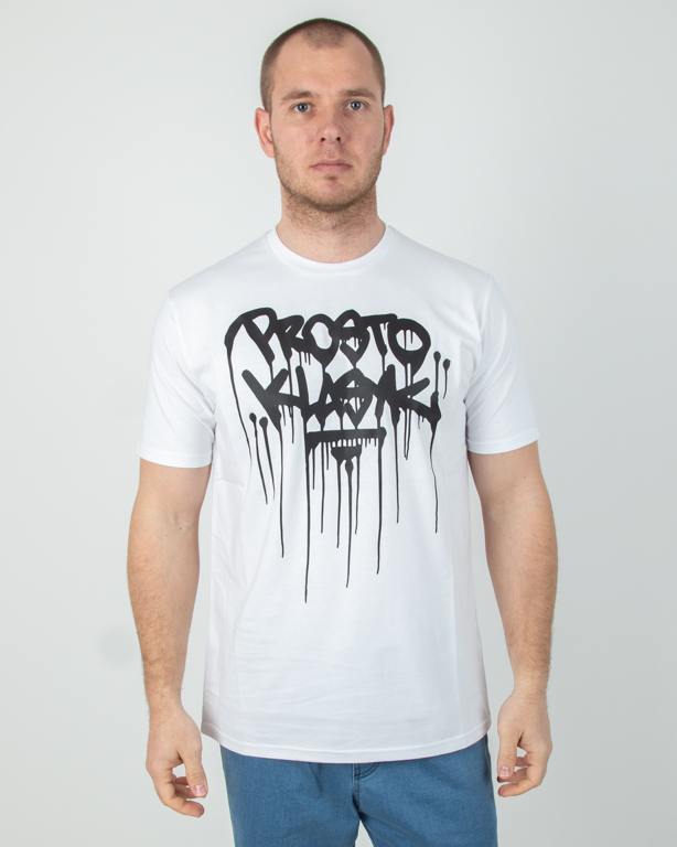 Koszulka Prosto Voiz White