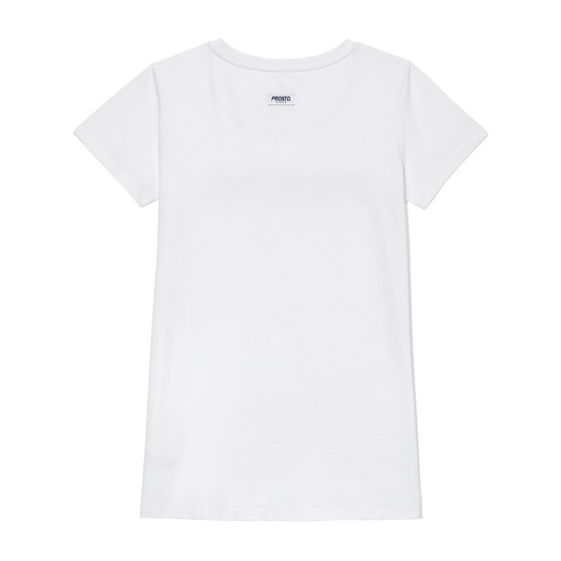 Koszulka Prosto Woman Bundz White
