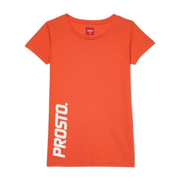 Koszulka Prosto Woman Scale Red