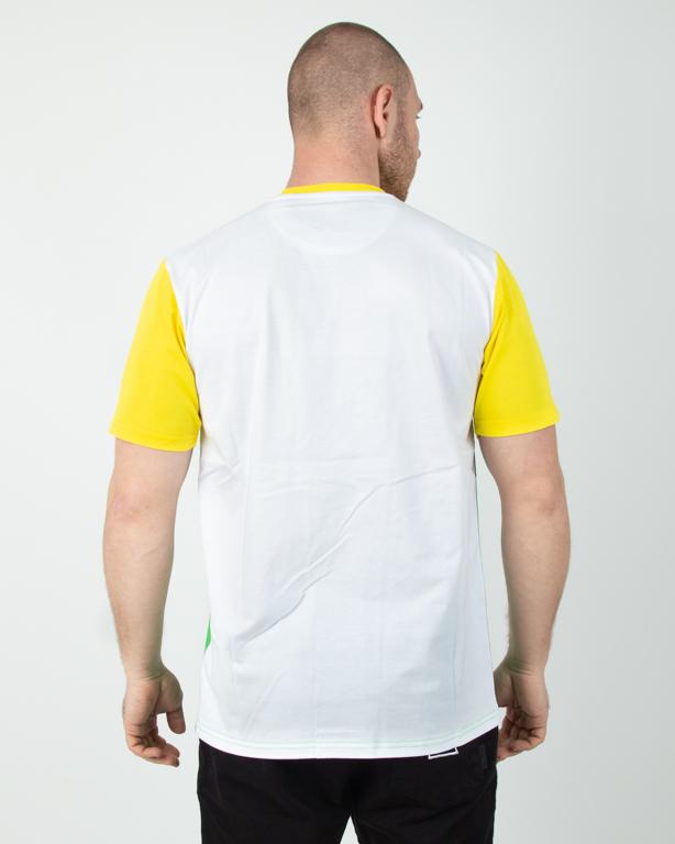 Koszulka Prosto XXX II Yellow-Green
