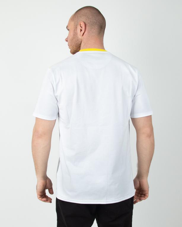 Koszulka Prosto XXX II Yellow-Grey