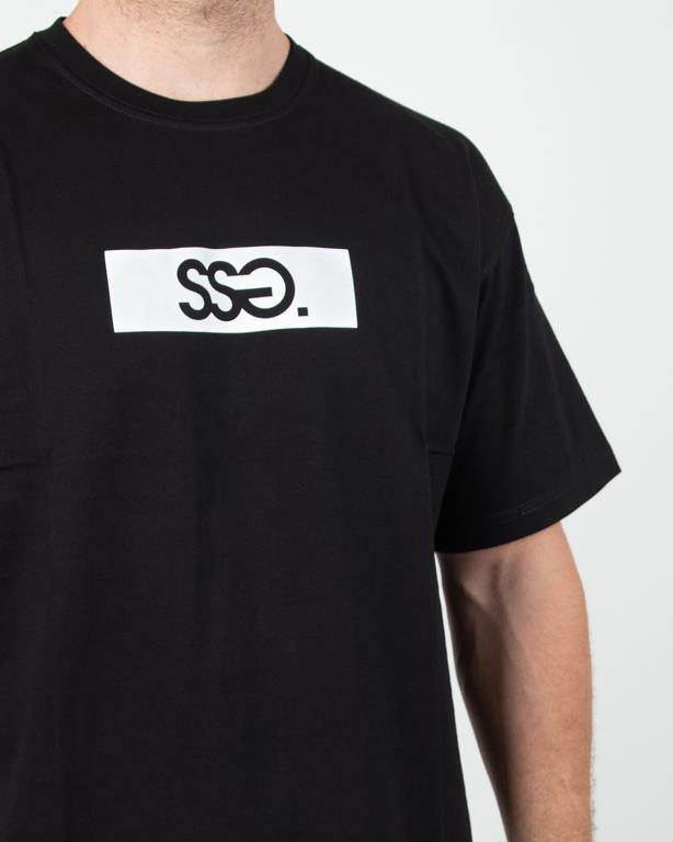 Koszulka Ssg Belt Ssg Black