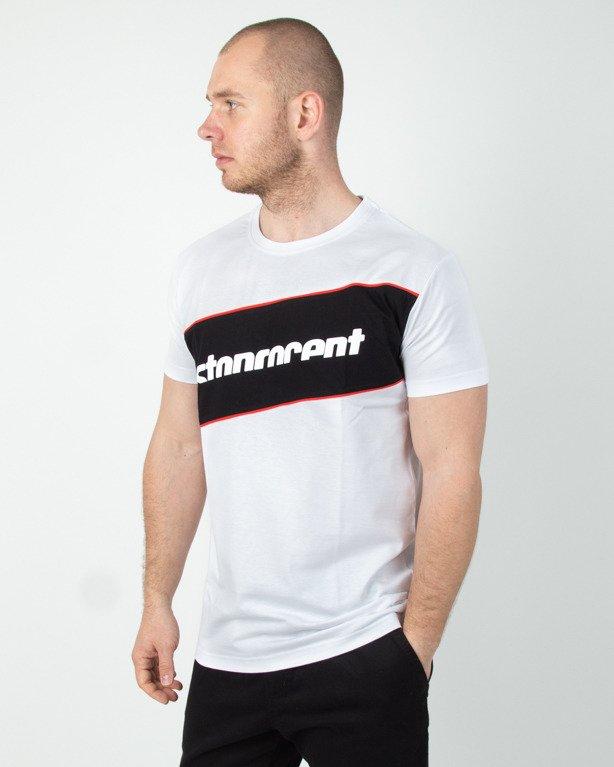 Koszulka Stoprocent Cutbias White