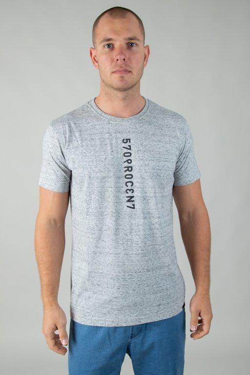 Koszulka Stoprocent Jail Melange