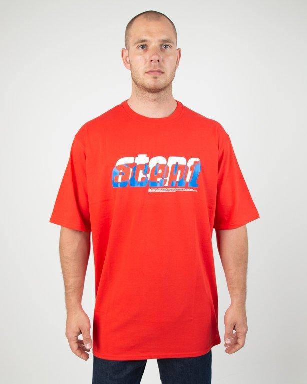 Koszulka Stoprocent Lucent Red