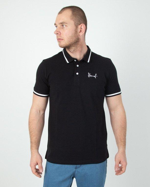 Koszulka Stoprocent Polo Tag19 Black
