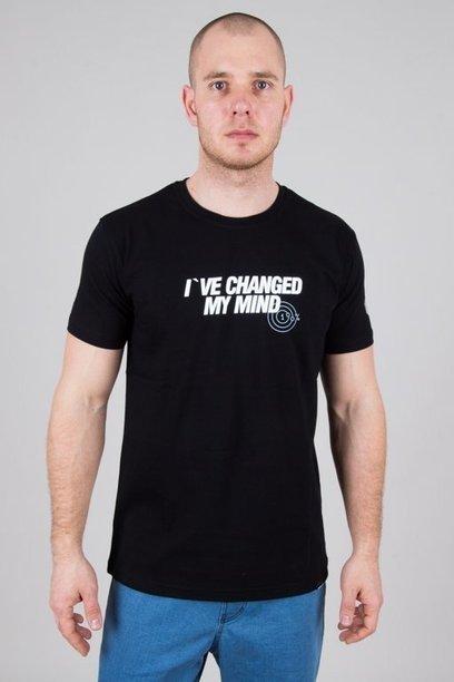 Koszulka Stoprocent Zmiana Black