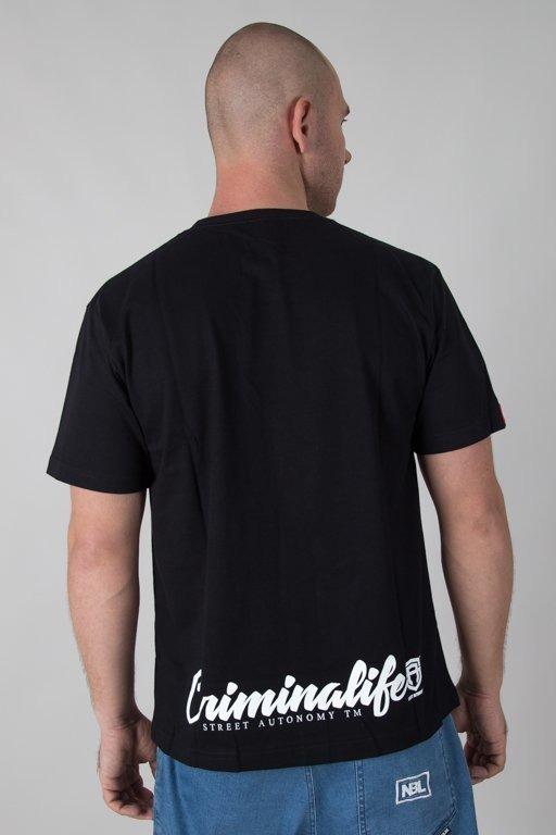 Koszulka Street Autonomy Criminalife Black