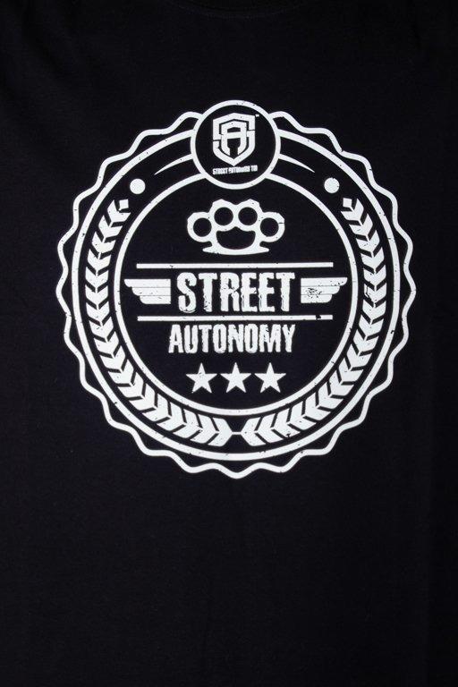 Koszulka Street Autonomy District Black