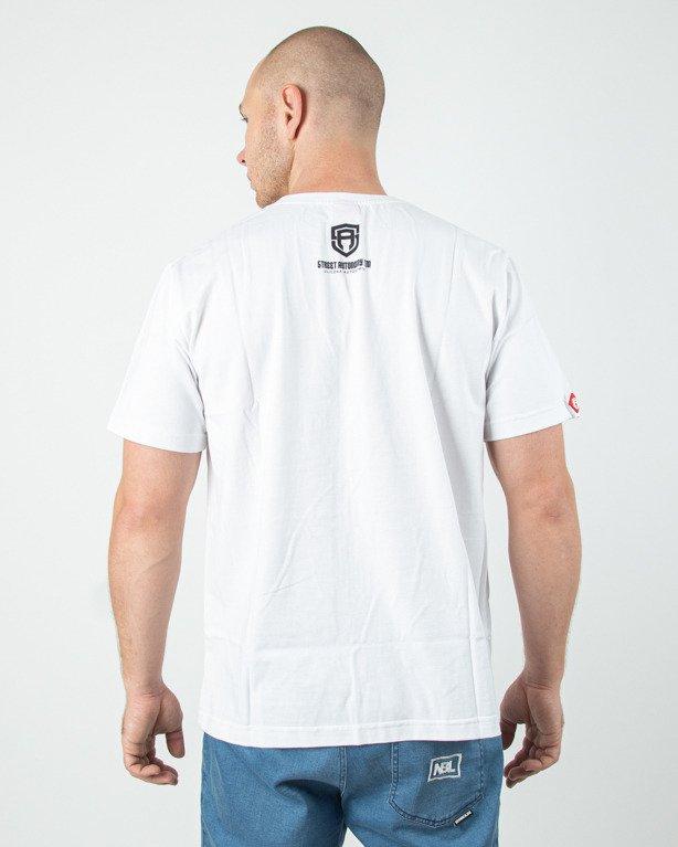 Koszulka Street Autonomy Ring White