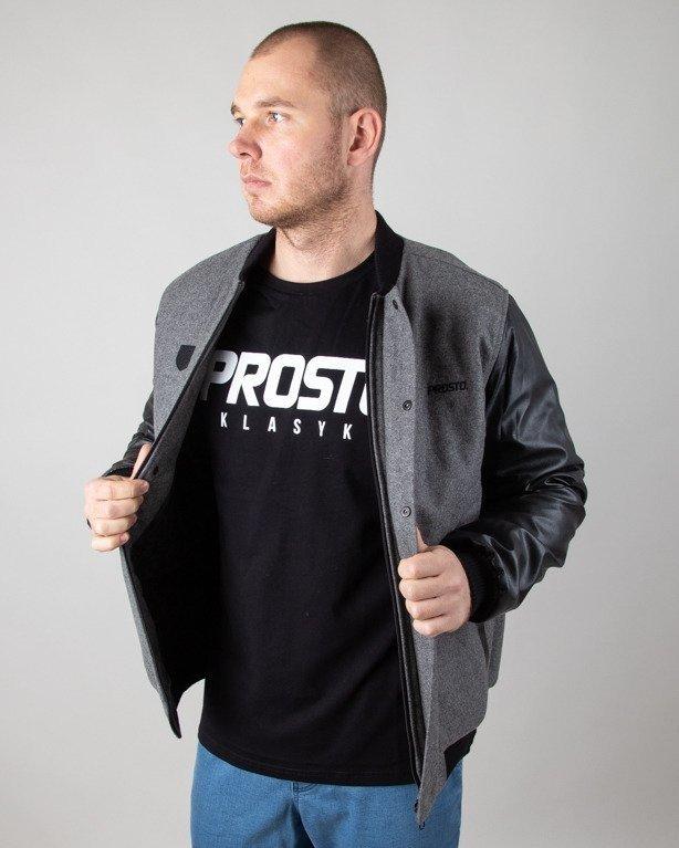 Kurtka Prosto Bomber Black
