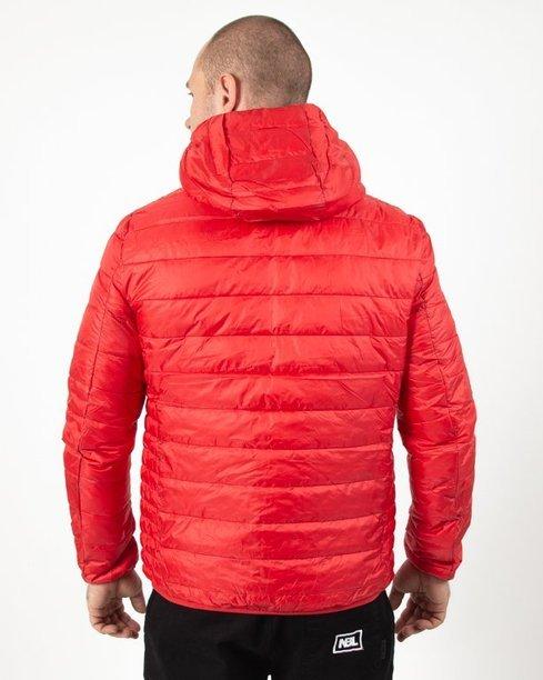 Kurtka Prosto Ultralight Red