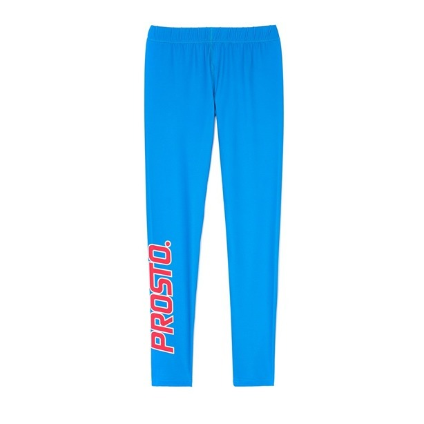 Leginsy Prosto Woman Ski Blue