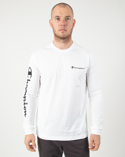 Longsleeve Champion 213470 White