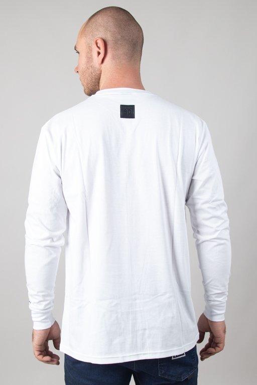 Longsleeve El Polako 3d White