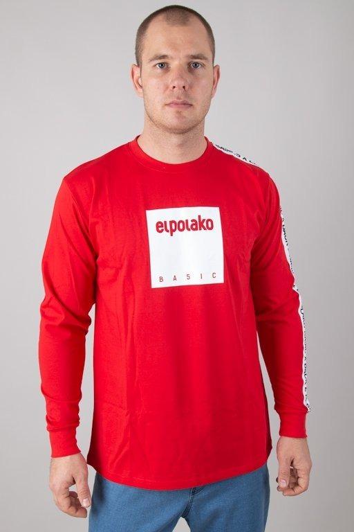 Longsleeve El Polako Box Style Red