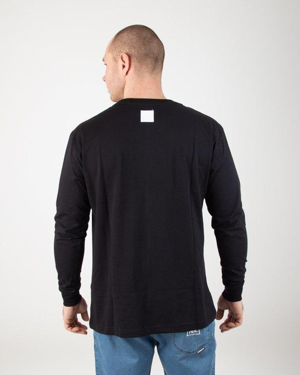 Longsleeve El Polako Mini Logo Black