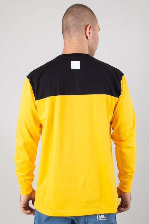 Longsleeve El Polako New Elpo Yellow