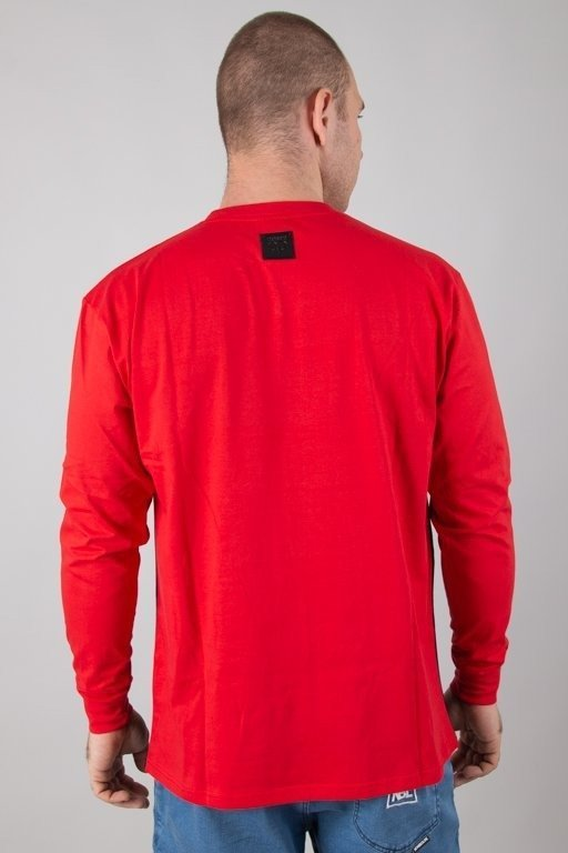 Longsleeve El Polako School Red